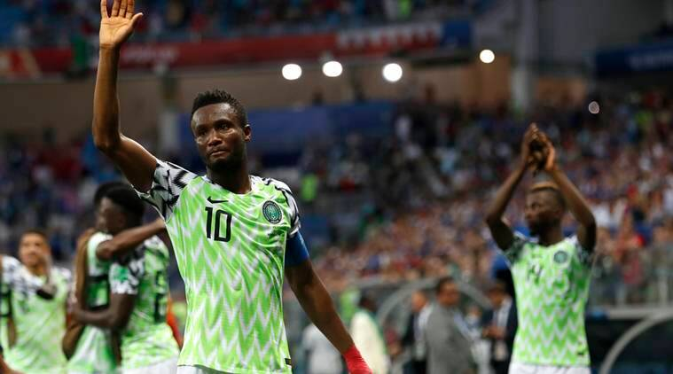 37a91ac89a FIFA World Cup 2018 Highlights  Nigeria beat Iceland 2-0