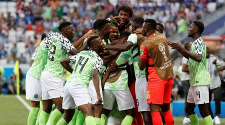 FIFA World Cup 2018: Reluctant tactical switch pays dividends forNigeria