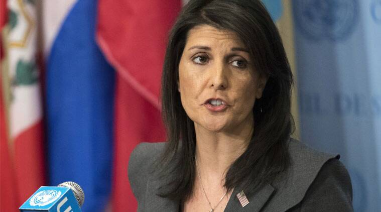US accuses Russia of altering North Korea sanctions report