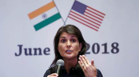 Can't tolerate Pakistan becoming terror haven, have told them: Nikki Haley