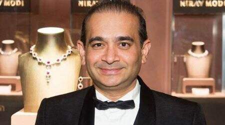 Theft at Nirav modi's firm, Firestar Diamond International, Theft attempt in Nirav Modi's firm, Nirav Modi, PNB scam, Ahmedabad, Indian Express