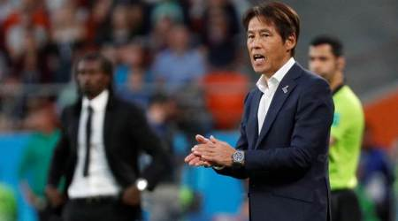FIFA World Cup 2018: Japan coach Akira Nishino stands by attacking philosophy with substitutions