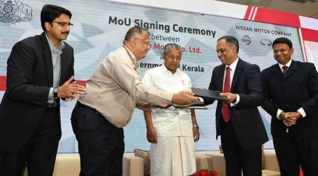 Nissan's digital hub to drive up Kerala's ease of doing businessrankings