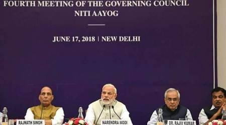 NITI Aayog meeting: Achieving doubling digit growth rate, holding simultaneous polls; here's all that PM Modi discussed
