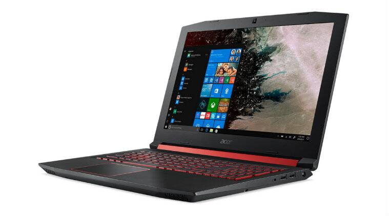 Acer, Acer Nitro 5, Nitro 5, Gaming Laptop, Affordable gaming laptop, Laptop with Nvidia GeForce GTX 1050 Ti, Nvidia GeForce GTX 1050 Ti, Nvidia, AMD Ryzen 5, Ryzen 5, Intel Core i7, Intel
