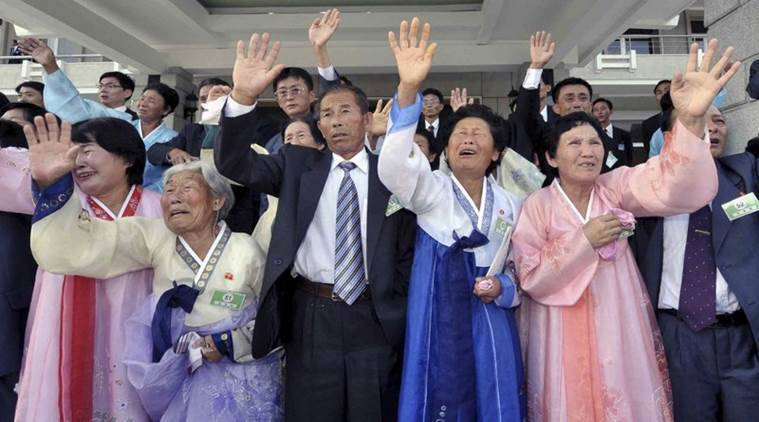 North Korea puts reunion of war separated families in doubt