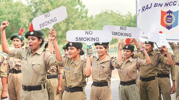 smoking, tobacco, smokeless tobacco products, nicotine, harmful effects of tobacco, indian tobacco products, indian express