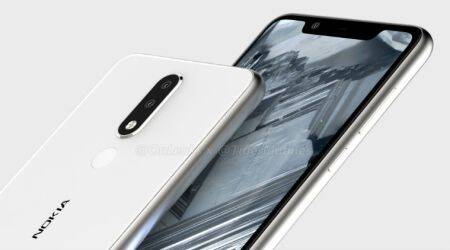 Nokia 5.1 Plus leaked renders show notched display, dual cameras