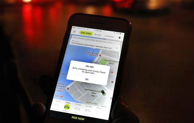 Ola's total income rises by Rs 570 cr, losses by Rs 1750 cr