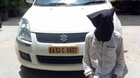 Ola cab driver 'molests' woman passenger in Bengaluru, forces her to strip forphoto