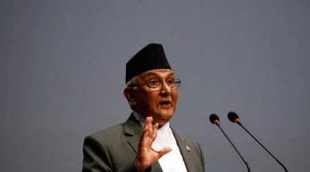 prachanda, nepal, nepal communist party, pushpa kamal dahal, kp sharma oli, bidya devi bhandari