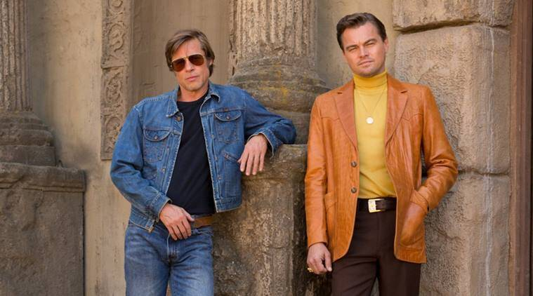leonardo dicaprio, brad pitt, once upon a time in hollywood