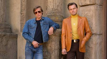 Once upon a time in Hollywood: First Look of Leonardo DiCaprio and Brad Pitt will take you back in time