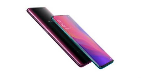 Oppo Find X with three pop-up cameras, truly bezel-less display launched: Price, specifications