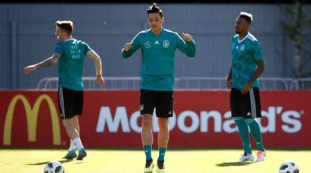 FIFA World Cup 2018: Germany's Mesut Ozil fit for opener against Mexico, says Joachim Loew