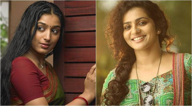 Padmapriya and Parvathy letter