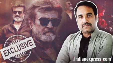 Kaala actor Pankaj Tripathi: There is some magic that Rajinikanth emits which attracts the audience
