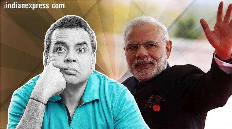 Paresh Rawal in Modi biopic