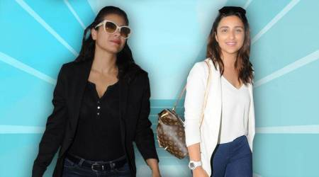 Spice up your formals with cool denims: Parineeti Chopra, Kajol show how