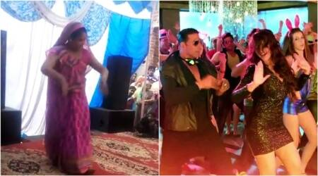 WATCH: Woman's BRILLIANT dance on Honey Singh's 'Party All Night' goes viral
