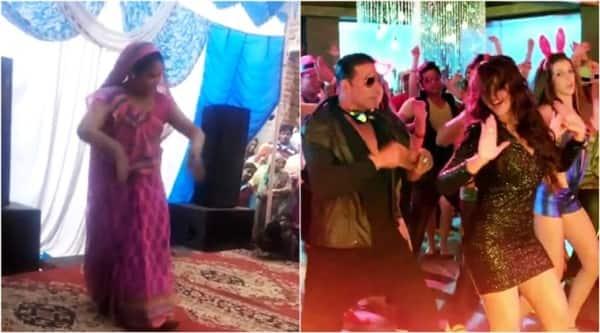 village woman party all night dance, honey singh songs, honey singh dance songs, honey singh dance number, honey singh akshay kumar dance numbers, akshay kumar honey singh dance, Indian express, Indian express news