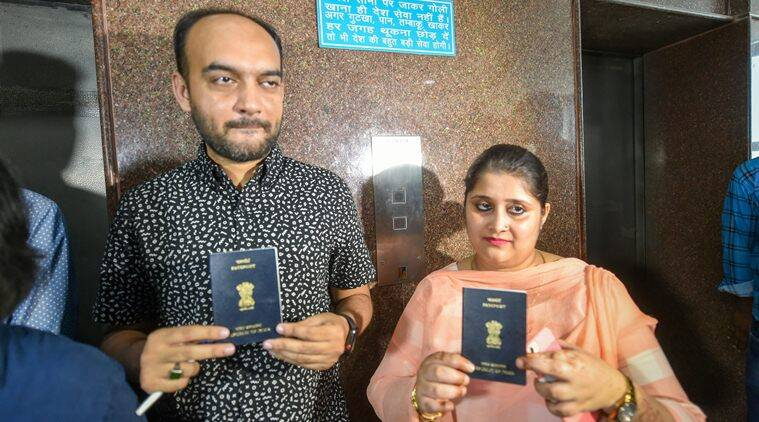 Passport officer transferred after 'humiliating' inter-faith couple