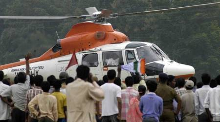 Helicopter taxi service between Shimla-Chandigarh flagged off, travel time reduced to 20 minutes