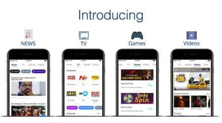 Paytm Inbox adds news, live TV, cricket, entertainment videos and games