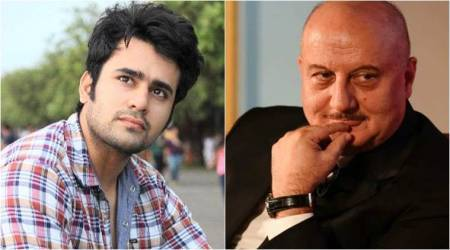 Naagin 3 actor Pearl V Puri: Anupam Kher is like an institution in himself