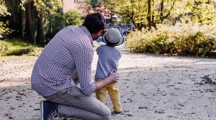 fatherhood, child rearing, parenting, supportive parenting, communication skills, Indian Express, Indian Express News