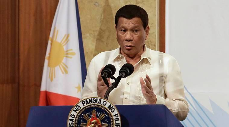 Philippine leader says peace law granting Muslim self-rule signed