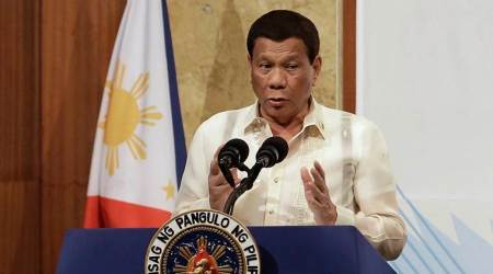 If women sign a petition for me to resign, I will: Duterte after kissing woman