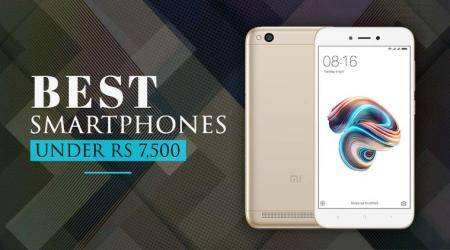Best budget smartphones to buy under Rs 7500 in June2018