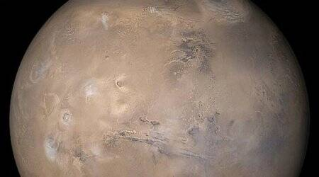 NASA's Opportunity rover threatened by a sandstorm on Mars