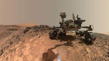 NASA rover finds building blocks of life onMars