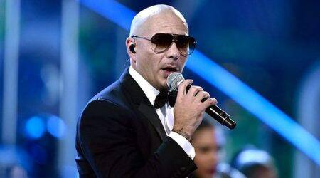 Pitbull to collaborate with Britney Spears, Marc Anthony