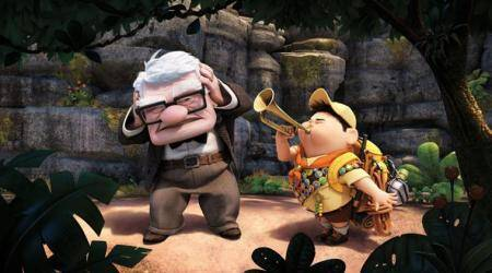 pixar up is the best animated movie