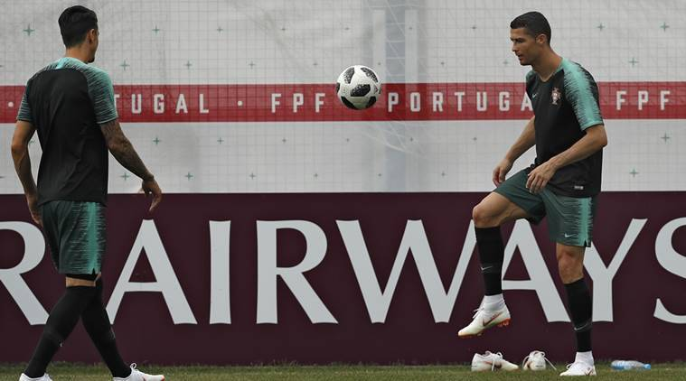 Pepe Takes Theatrical Tumble During Game Against Morocco