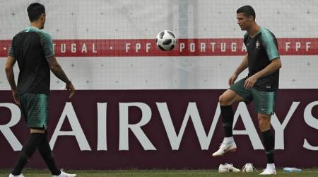 Portugal vs Morocco Live Score FIFA World Cup 2018 Live Streaming: Cristiano Ronaldo starts for Portugal against Morocco