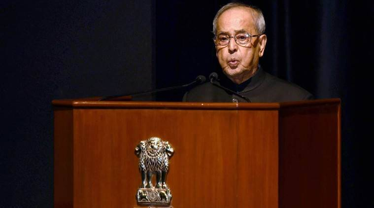 pranab mukherjee rss event
