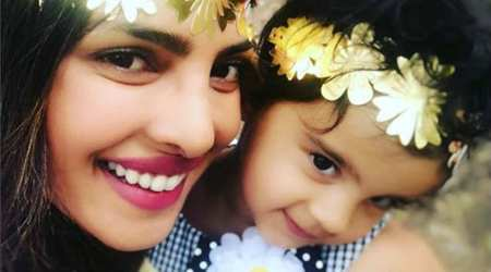 Priyanka Chopra celebrates niece birthday, shares adorable photos