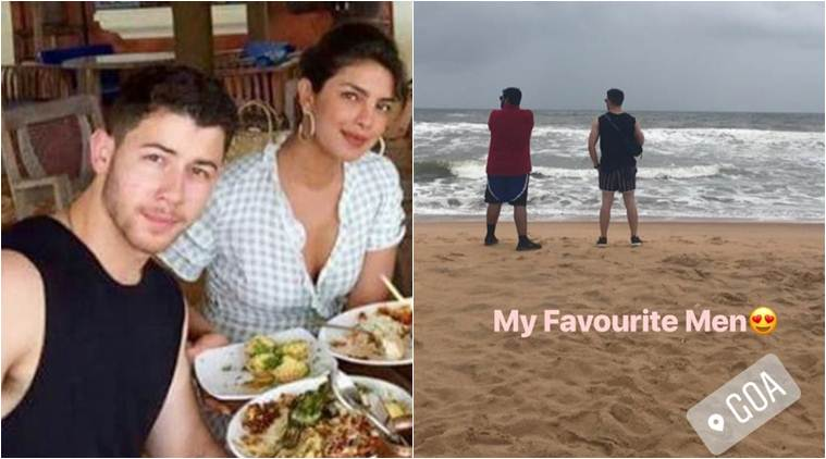 priyanka chopra posts nick jonas photo