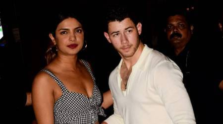 Priyanka Chopra looks ultra-chic in matching co-ords during her date night with Nick Jonas