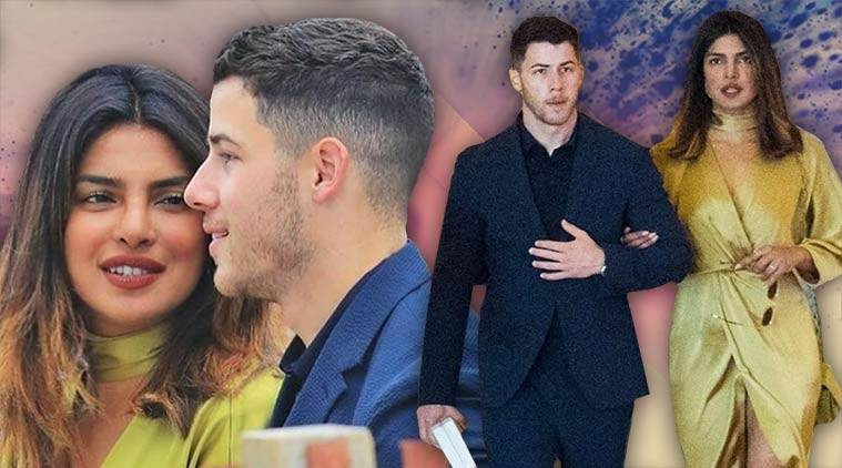 Nick Jonas Joins Priyanka Chopra for Dinner in NYC