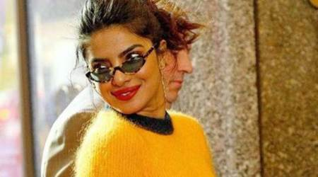 This is how Priyanka Chopra is handling her 'hard' life like a pro