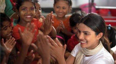 Priyanka Chopra: We cannot let refugee children become a lost generation