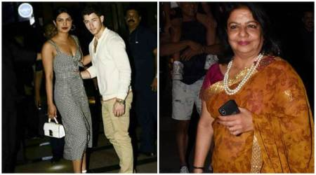 Priyanka Chopra's mother Madhu Chopra says it's too early to form an opinion on Nick Jonas