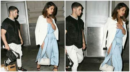 Priyanka Chopra and Nick Jonas step out for a date night, see photos
