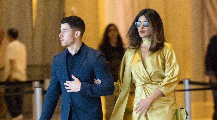 priyanka chopra and nick jonas spotted together