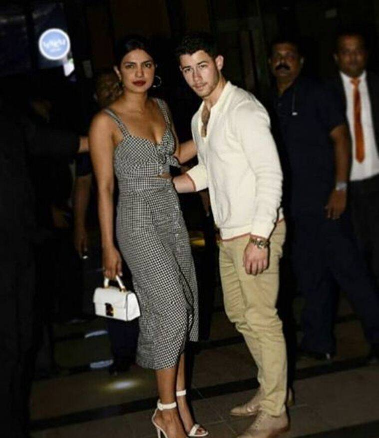 nick jonas, priyanka chopra photos